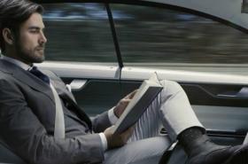 Illustration to autonomous driving