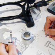 illustrating product design process